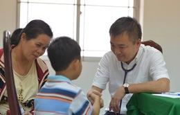 Khám, tầm soát bệnh tim bẩm sinh miễn phí cho trẻ có hoàn cảnh khó khăn tại Cà Mau