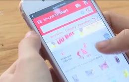 """""""Cuộc đua"""" thương mại điện tử tại Việt Nam đang ngày càng gay cấn"""