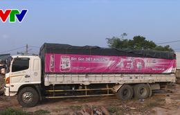 Đắk Lắk: Điều tra vụ vận chuyển trên 32m3 gỗ bằng lăng trái pháp luật