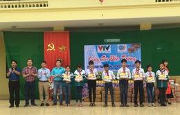 Trao tặng học bổng cho học sinh nghèo tỉnh Nam Định