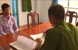 Công an tỉnh Đắk Lắk bắt 1 đối tượng truy nã trốn sang Lào