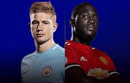 Thông tin thống kê trước trận Man City – Man Utd: 23h30 ngày 07/04 (Vòng 33 – Ngoại Hạng Anh)