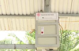 Ứng dụng công nghệ trong việc phòng chống hạn mặn