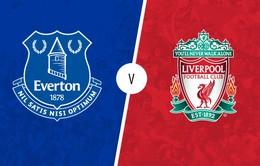 Thông tin thống kê trước trận Everton – Liverpool: 18h30 ngày 7/4 (Vòng 33 Ngoại hạng Anh)