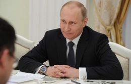 Tổng thống Nga yêu cầu bảo vệ biên giới quốc gia
