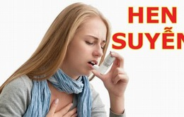 Sai lầm chết người khi dùng thuốc xịt trị hen suyễn
