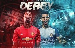 Derby Manchester: Danh vọng và lòng tự trọng
