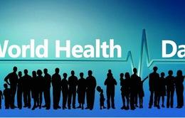 """Ngày Sức khỏe thế giới 2018 có chủ đề """"Bảo hiểm y tế toàn dân"""""""
