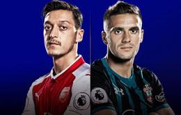 Arsenal – Southampton: 20h15 ngày 08/04 (Vòng 33 – Ngoai Hạng Anh)