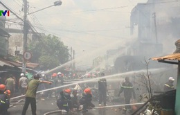 Báo động nguy cơ cháy các khu dân cư