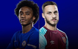 Ngoại hạng Anh, Chelsea - West Ham: Mệnh lệnh chiến thắng! (22h30, 08/4)