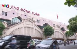 Cải tạo chợ Đồng Xuân thành trung tâm thương mại?