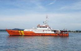 Tích cực tìm kiếm thuyền viên của tàu cá BV 95209 TS
