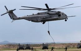 Nhật triển khai lính thủy đánh bộ đầu tiên kể từ Thế chiến 2
