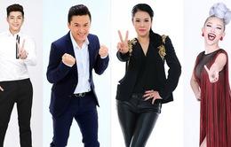 Dàn HLV Giọng hát Việt 2018: Những gương mặt cực quen đã trở lại