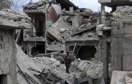 Nga bác cáo buộc quân đội Syria sử dụng vũ khí hóa học ở Đông Ghouta