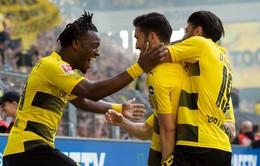Vực dậy sau thảm bại với Bayern, Dortmund quyết đấu ngôi nhì Bundesliga