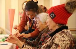 Phòng ngừa bệnh Alzheimer gây mất trí nhớ ở người lớn tuổi
