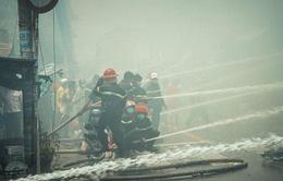 Hơn 50 triệu đồng hỗ trợ cho 8 hộ gia đình có nhà bị cháy tại Tiền Giang