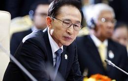 Cựu Tổng thống Hàn Quốc Lee Myung-bak chính thức bị truy tố