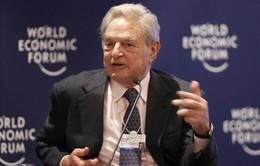 Tỷ phú George Soros chuẩn bị đầu tư vào tiền ảo