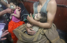 Tranh cãi về việc Syria sử dụng vũ khí hóa học