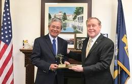 Đại sứ Việt Nam tại Hoa Kỳ thăm Học viện Hải quân Monterey