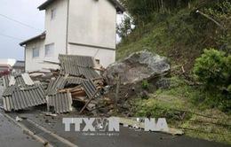 Động đất 6,1 độ Richter làm rung chuyển tỉnh Shimane, Nhật Bản