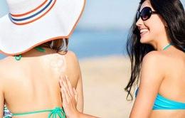 3 sai lầm thường gặp khi sử dụng kem chống nắng