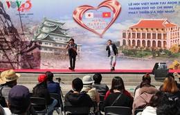 Lễ hội Việt Nam tại Aichi (Nhật Bản) thu hút hàng trăm nghìn lượt khách thăm quan
