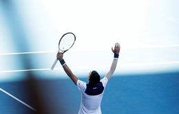Australia mở rộng 2018: Djokovic ngược dòng hạ Monfils vào vòng 3