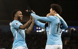 VIDEO: Tổng hợp diễn biến trận Manchester City 3 - 1 Watford