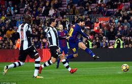 Kết quả bóng đá quốc tế tối ngày 07, sáng 08/01: Arsenal thua sốc, Barca, PSG thắng đậm