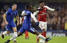 Kết quả bóng đá châu Âu rạng sáng 11/1: Chelsea hòa Arsenal, Real Madrid tiếp tục gây thất vọng