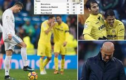 Kết quả bóng đá châu Âu tối ngày 13, rạng sáng 14/01: Real Madrid bất ngờ bại trận