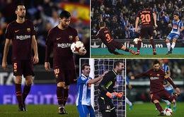 Kết quả bóng đá quốc tế sáng 18/1: Chelsea thắng ở FA Cup, Barcelona thua trận đầu tiên