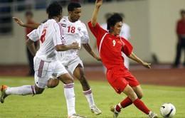 Xem lại trận đấu ĐT Việt Nam 1-1 ĐT Qatar (Asian Cup 2007)