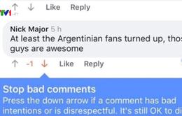 """Facebook thử nghiệm nút """"Không ủng hộ"""""""