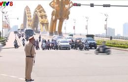 Đà Nẵng: Tăng cường lực lượng đảm bảo an toàn giao thông dịp lễ
