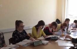 Nhu cầu học tiếng Việt của người Nga