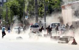 IS nhận trách nhiệm đánh bom sát hại 9 nhà báo tại Afghanistan