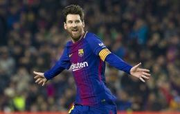 Những đối thủ yêu thích của Messi tại châu Âu