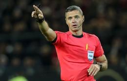 """Công bố trọng tài bắt trận AS Roma - Liverpool: Điềm gở cho """"Lữ đoàn đỏ"""""""