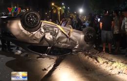 Đồng Nai: Xe Mazda tông nhiều phương tiện, ít nhất 5 người bị thương