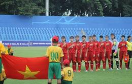 Bảng A U16 nữ ĐNA 2018: Phung phí cơ hội, U16 nữ Việt Nam bị U16 nữ Myanmar cầm hòa