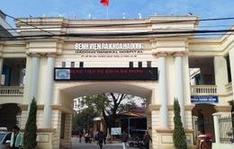 Nam bệnh nhân tử vong sau mổ tay tại Bệnh viện đa khoa Hà Đông