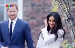Mối tình ngọt ngào của Hoàng tử Anh Harry và Meghan Markle
