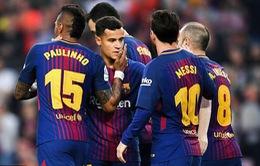 Kết quả bóng đá sáng 10/5: Cầm hoà Chelsea, Hudderfiled Town trụ hạng thành công; Barcelona nối dài mạch bất bại