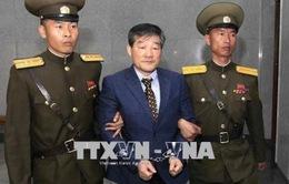 Thủ tướng Nhật Bản hoan nghênh việc Triều Tiên trả tự do cho 3 công dân Mỹ