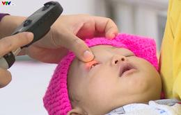 Cẩn trọng - Đục thủy tinh thể bẩm sinh ở trẻ em
